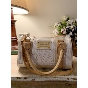 Valentino By Mario Logo Purse